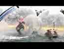 第70位:マザー牧場の大自然を大冒険 水遊び編【レトルト・牛沢・フジ】part5