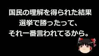 【ゆっくり保守】SEALDs「安倍政権は上から目線」