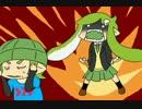第89位:緑チームシリーズラッシュ+α【手描きスプラトゥーン】