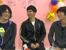 第1回「花の!85年組!」オマケ映像(滝口幸広・宮下雄也・八神蓮)