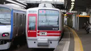 【全車種撮影】西谷駅(相鉄本線)を通過・発着する列車を撮ってみた