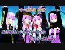 第8位:【ニコカラ】ユカユカ☆ヘヴンリーナイト【第15回MMD杯 hakuneru様PV】_ON Vocal thumbnail