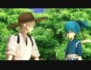 【MMD刀剣乱舞】鶴丸さんがみんなに夏を届ける話 ②【ぐだぐだ寸劇】