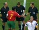 名勝負 EURO2004 ポルトガル対イングランド