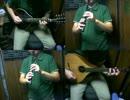 クロノトリガー「時の回廊」アイリッシュ楽器などで演奏してみた