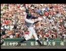【ニコニコ動画】2004年全国高校野球 済美 鵜久森淳志全安打を解析してみた