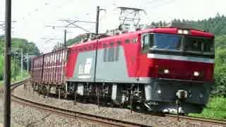 EH500-901(試作機) 貨物列車 4089レ 東北本線