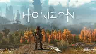 TGS2015 Horizon Zero Dawn PS4実機プレイ