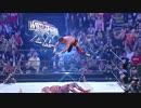 <WWE>40秒でフロッグ・スプラッシュ!!