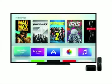 Apple TV(第4世代)