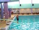 プール事故(衝撃動画)