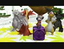 【MMD】狼さんとポケモンが フレ降レミライ を踊ってくれたよ!