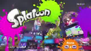 【不定期で気ままにプレイ】Splatoon【実況】Part1(フェス)