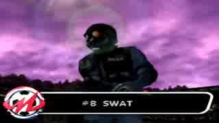 SWAT、侍 参戦!異種格闘バトルサッカー【Red Card】実況#2