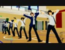 【MMD刀剣乱舞】ブレザーDK組+αで君じゃなきゃダメみたい【お着替え】