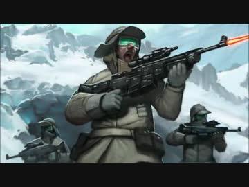 SWBF β Battle of Hoth 反乱軍 ...