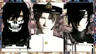 【MMD刀剣乱舞】Young&Slave to the Rhythm【おだて組】