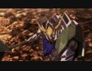 機動戦士ガンダム 鉄血のオルフェンズ 第03話 戦闘シーン