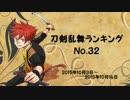 刀剣乱舞ランキング №32