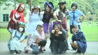 【Pieces*】女の子9人でHappy Halloween【踊ってみた】