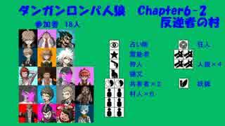 【ダンガンロンパ人狼】Chapter6-2【反逆
