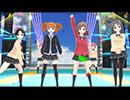 【ミラクルガールズフェスティバル】てさぐれ!部活もの あんこーる「Stand Up!!!!」タイトルロゴがドーン!【みがる】