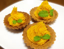 かぼちゃタルトの作り方