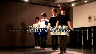 【さほんぬ,二色】Baby Maniacs 踊ってみた【華夢姫,すまいる】 thumbnail