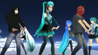 【MMD-PVF3】from Y to Y【初音ミク】【MMD】
