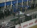 2015SUPER GT Rd.7 オートポリス GSRピット作業