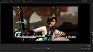 [プレイ動画] 戦国無双4の関ヶ原の戦い(東軍)をAKIRAでプレイ