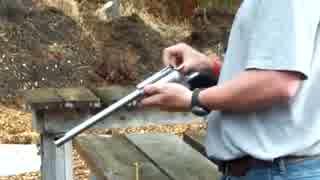 ライフル弾が撃てるリボルバーその2