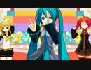 【MMD】 シグナルズXSで『プラチナ』 in DANCEROID Ver