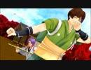 【MMD刀剣乱舞】ジャバヲッキー・ジャバヲッカ【歌仙&石切丸】