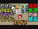 【あなろぐ部】第1回ゲーム実況者skype人狼01-1(初心者向け)