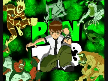 Ben 10 theme song by ben 10 theme songwatch from niconico voltagebd Gallery