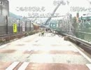 NER 東京外環道のクレーン横転事故現場から生中継 その①