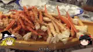 【ゆっくり】チキンの旅日誌 北海道グルメ旅行⑥ 知床 フレペの滝編