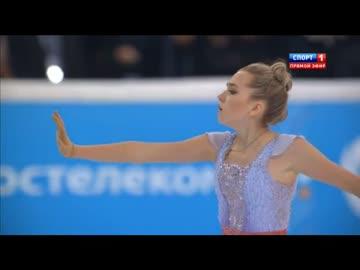 エレーナ・ラジオノワ ロシア杯2...
