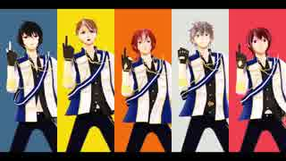 【MMDあんスタ】The Elected Knights
