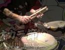 【和太鼓】シオカラ節-peaceful mix-【叩いてみた】