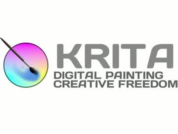 Krita ロゴ