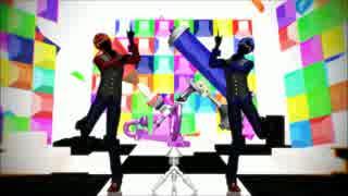 【ちんたつ組】レッツ・イカダンス!