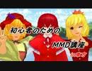 【第7回東方ニコ童祭Ex】初心者のためのMMD講座in東方