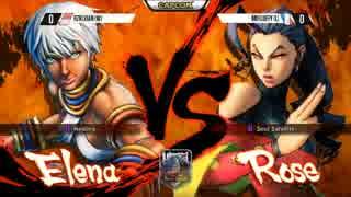 DreamHackWinter2015 ウル4 GrandFinal Xian vs Luffy part1