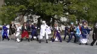 京都大学の学祭で「ワンダホー・刀剣!」を