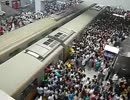 北京の地下鉄が満員過ぎてヤバイ