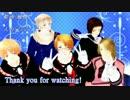 【APヘタリア人力紅白T】連合でWAVEFILE★【MMD+人力合作】 thumbnail