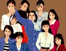 【YUGA】 麻雀学園 卒業編 脱衣まとめ 【1988】