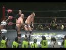 第95位:諏訪魔 岡林vs藤田 関本 thumbnail